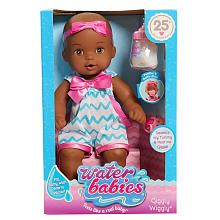 Video Review For Waterbabies Giggly Wiggly 13 inch Doll with Playset - African American
