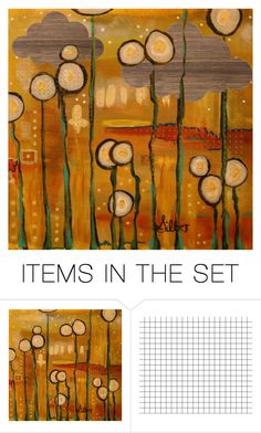 """""""Abstract 3e"""" by amy-jean ❤ liked on Polyvore featuring art"""