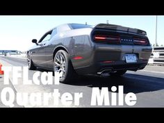 Watch the 2015 Dodge Challenger Hellcat run the Quarter Mile over & over again in 4K - YouTube.  Get your Hellcat at Central Florida Chrysler Jeep Dodge in Orlando, Florida.  Our first allotments are ordered.  We are Orlando's largest Dodge dealer.  See our inventory at www.cfchrysler.com or call us at 407-351-9940