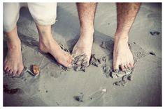 Beach Wedding. Photo: Cari Photography