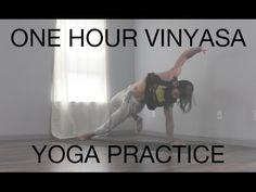 1 Hour Vinyasa Yoga Practice! | Yoga with Patrick Beach - YouTube