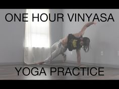 1 Hour Vinyasa Yoga Practice! | Yoga with Patrick Beach