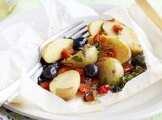 Provençaalse aardappeltjes (Libelle Lekker!)