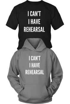Must have for theatre nerds