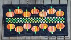 Quiltville's Quips & Snips!!: Pumpkins on the Mountain!                                                                                                                                                                                 More