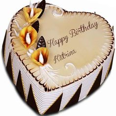 Cake Images With Name Hemant : 1000+ images about birthdays on Pinterest Happy birthday ...