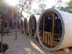 Un nuevo TuboHotel en plena Riviera Maya