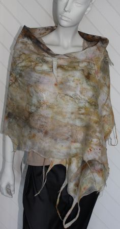Eucalyptus and Rust, Nuno felt wrap