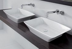 top bathroom countertop double sink bassins