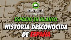 Espacio en Blanco - Historia desconocida de España - http://www.misterioyconspiracion.com/espacio-blanco-historia-desconocida-espana/