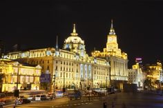 The Bund in Shanghai, China  Historic Places to Visit in China: The Bund  #China #TheBund #Shanghai