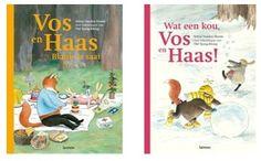 kinderboeken van Vos en Haas