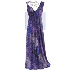 Sparkling Paisley Dress - Gifts, Clothing, Jewelry, Home Decor and Home Furnishings as Featured in Popular Catalogs | Catalog Favorites