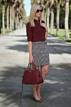 Trendy business casual work outfit for women 26 - Work Outfits Women Trajes Business Casual, Business Casual Outfits For Women, Stylish Work Outfits, Summer Work Outfits, Office Outfits, Work Casual, Business Attire, Office Wear, Business Outfits