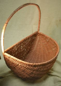 Purple Planter Basket