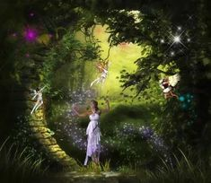 Real Fairies, Types Of Fairies, Psychic Predictions, Make Your Own Puzzle, Blue Fairy, Psychic Mediums, Custom Gift Boxes, True Nature, Magical Creatures