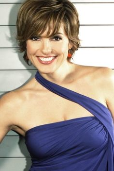 If you want to know how beautiful straight, fine hair can be... do an image search for Law & Order star Mariska Hargitay. ... over 9 years worth of styles both long and short!! I'm always bringing pictures of her to my hairdresser... AnnaDesigner