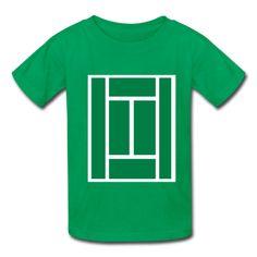 Tennis Shirt for Kids - Love it!