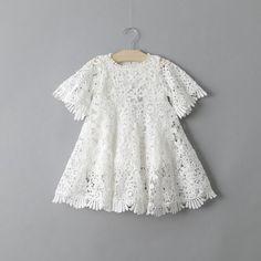 Bohemian Love Dress - Little Trendsetter