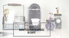 portacapsule di caffè Home Projects, Laundry Room, Garden Design, Open Space, Chair, Furniture, Home Decor, Youtube, Provence
