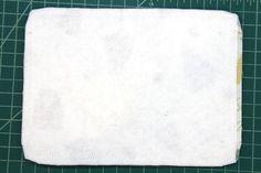French Braid Mug Mat — Crafty Staci Jelly Roll Quilt Patterns, Scrap Quilt Patterns, Mug Rug Patterns, Braid Quilt, Quilt Blocks Easy, Mug Rug Tutorial, Table Topper Patterns, Herringbone Quilt, Braid Patterns
