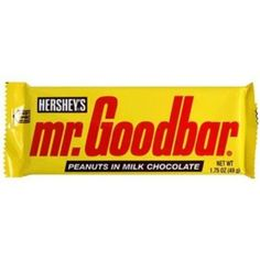 I'm learning all about Mr Goodbar Candy Bar at @Influenster!