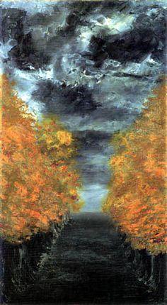 August Strindberg  - Avenue