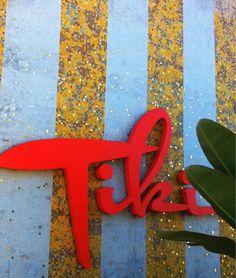 Tiki Typography