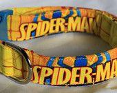 Batman Dog Collar Comic Size XS, S, M or L
