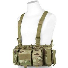 Viper Special Ops Chest Rig in V-Cam Camo pattern is available now at the Military the UK based online store with a massive range of tactical vests and other MOLLE accessories. Free UK delivery on every order. Bullet Vest, Molle Accessories, Combat Gear, Chest Rig, Utility Pouch, Tactical Vest, Camo Patterns, Special Ops, Paintball
