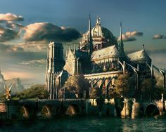 Old Castle Architecture Wallpapers Free