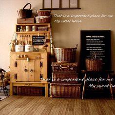 カフェ風/DIY/セリア/子供部屋/アンティーク/飾り棚…などのインテリア実例 - 2015-08-02 12:28:31 | RoomClip(ルームクリップ)