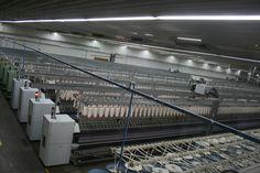 Tejeduria Grupo Ritex. Planta Industrial