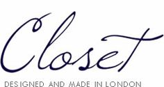 Closet Clothing Ltd, Designed and made in London. We specialise in making dresses for women who have a busy career but also love to have fun. If you have the desire to look smart, sexy and sophisticated all at the same time, then Closet is the brand for you.