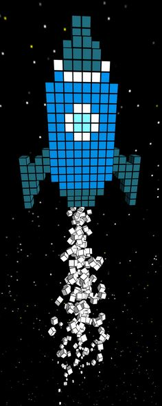 Voxel Rocket http://dbr3d.blogspot.com.es/2015/02/voxel-invaders-reload-estara-en-la.html