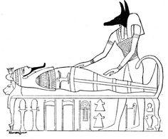 Ancient egypt coloring pages coloringtopcom CLIL Egypt