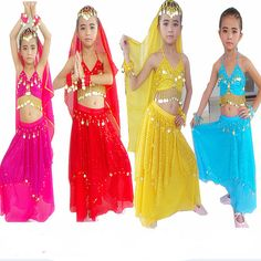 2016 New <font><b>Belly</b></font> Dancing Kids <font><b>Belly</b></font> <font><b>Dance</b></font> Costume Child Dancing Stage Performance Wear For Girl's Children. >>> Discover more by visiting the photo