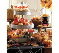 Halloween Treat Buffets