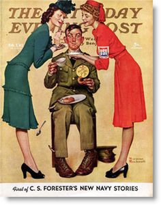 LOVE Norman Rockwell...