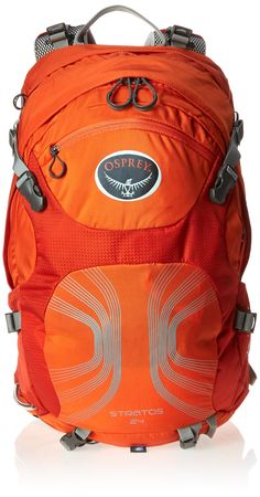 Amazon.com : Osprey Packs Stratos 24 Backpack : Sports & Outdoors