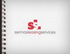 Logo design for Sermas Leasing Services, a one stop shop for everything from marketing your home, creation of leases, registration with the city/lead testing, screening of tenants, property showings, cleaning, painting, and handyman services.