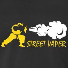 STREET VAPER | Crazy Vaping