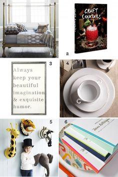 Lisa's favorite home goods   Bed & Butter blog