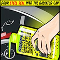Here you will find all things Head Gasket related, from what is a head gasket to how to repair one. Steel Seal, Radiator Cap