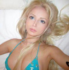 Valeria Lukyanova: The Real Barbie Is From Ukraine!