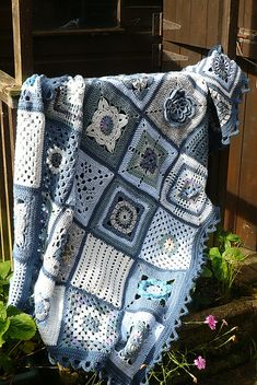 irishkiwi's just a touch of the blues on ravelry