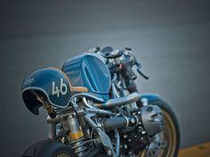 BMWが世に送り出したバイク「R nineT」は、そのカスタマイズ性の高さから、新しいファンの獲得の要ともされている。BMWは4台のR…