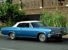 History of the Chevrolet Impala Super Sport Convertible Chevrolet Impala, Chevrolet Malibu, 66 Impala, Classic Chevrolet, Convertible, Automobile, Super Sport Cars, Amazing Cars, Hot Cars
