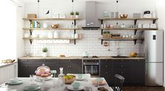 20 Scandinavian Design Kitchen Ideas || What's not to love about the Scandinavian décor theme? It's neat, clean, and stylish looking. It is one design type that will make your home look uniquely simple and modest, yet classy. Scandinavian design is a very uncluttered look. You will notice that it's not ornate in any way, and is based on functionality, keeping in line with the less-is-more theory, even in the kitchen. Most of us spend a…