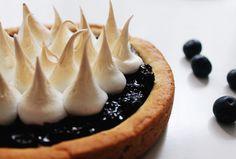 Tarteleta  de frutos rojos   Descubrí la receta con más historia de Maizena® Cheesecake Pie, Cake Cookies, Recipies, Deserts, Food And Drink, Sweets, Baking, Html, Flan